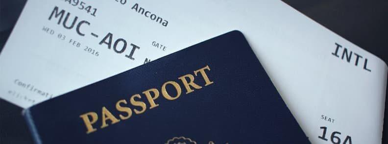 summer travel documents