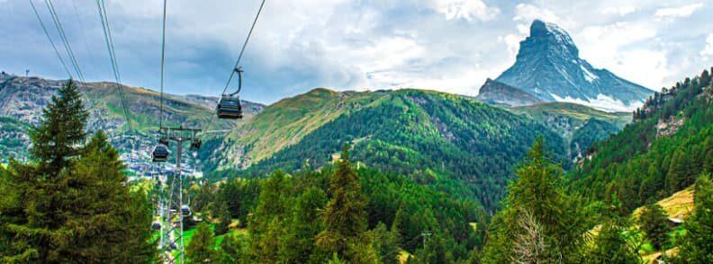 summertime in zermatt