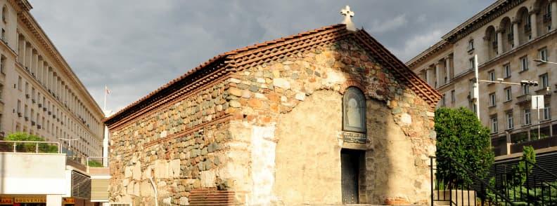 sveta petka church sofia bulgaria