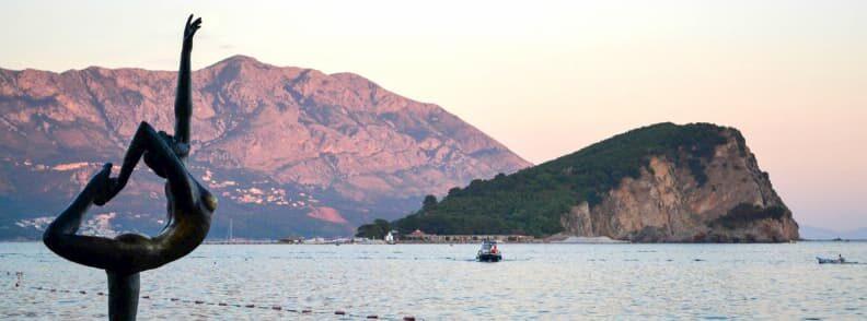 sveti nikola montenegro seaside