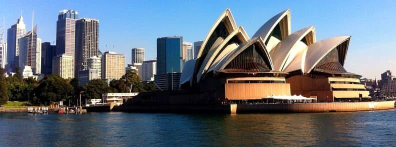 sydney best time to visit australia