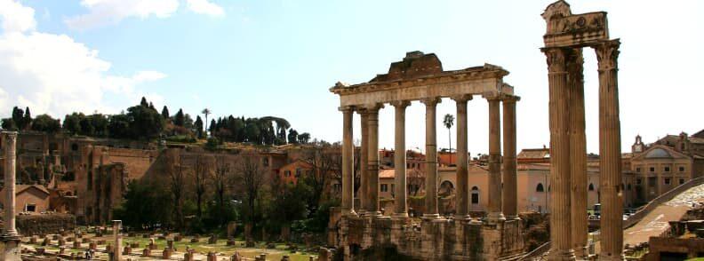 temple of saturn roman forum