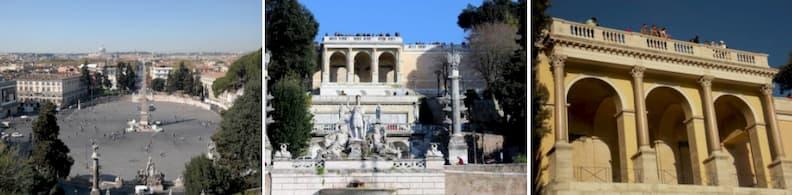 terrazza del pincio rome