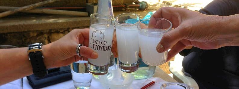 things to do in syngrou fix drink ouzo
