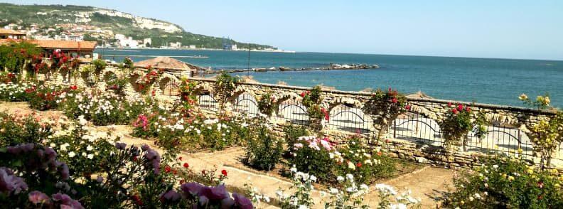 top things to do in balchik botanical garden