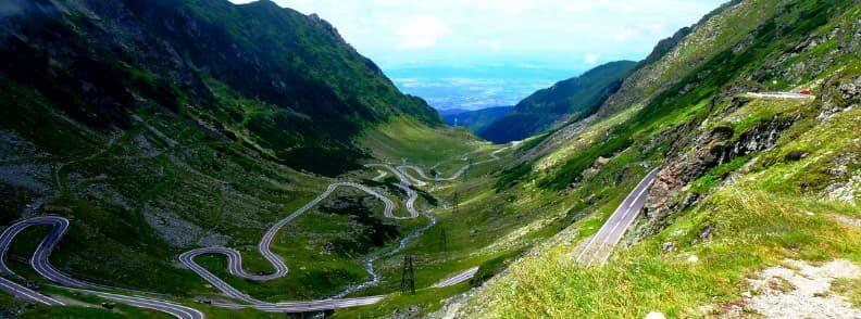 transfagarasan road transylvania reasons visit romania