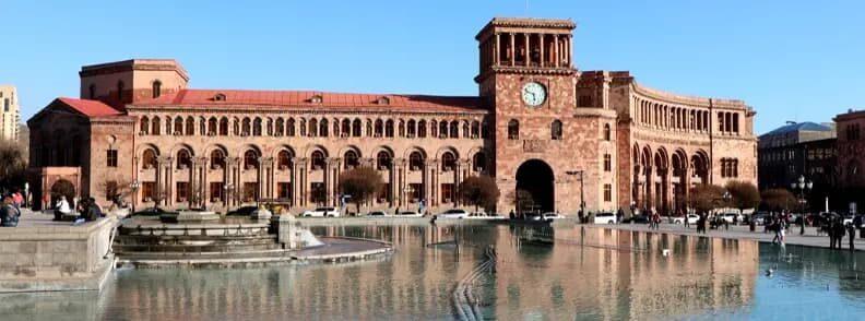 travel in armenia