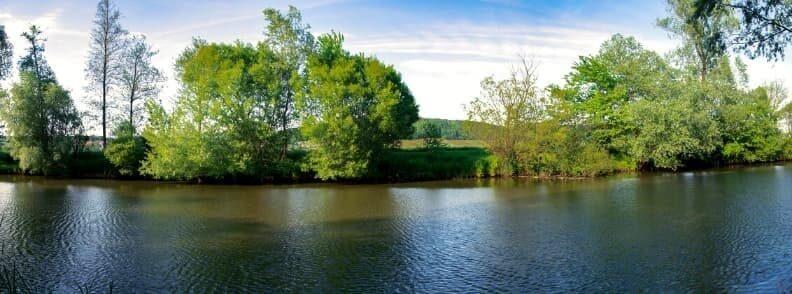 travel in austria raab river