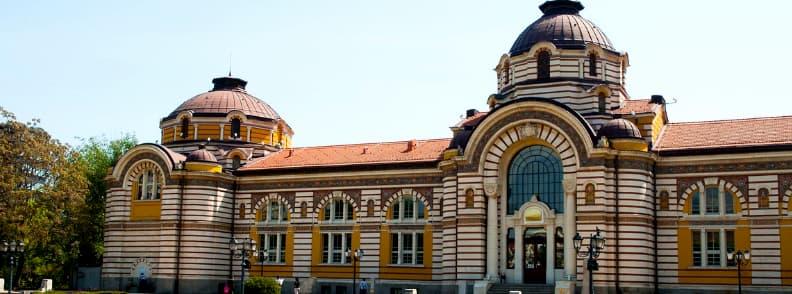 travel to sofia bulgaria