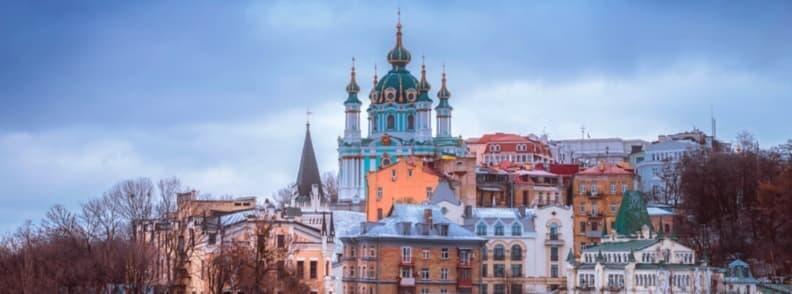 ukraine travel costs