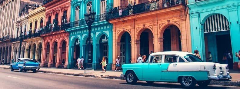 vacation in cuba