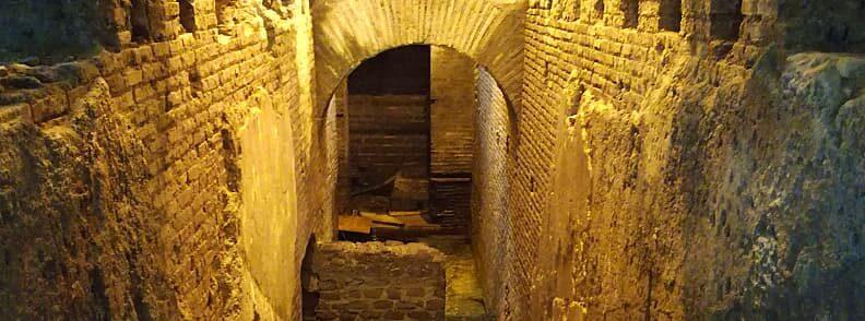 vicus caprarius water city rome