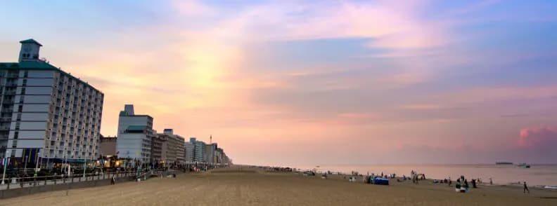 virginia beach summer travel destination