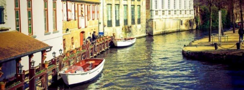 visit bruges canals