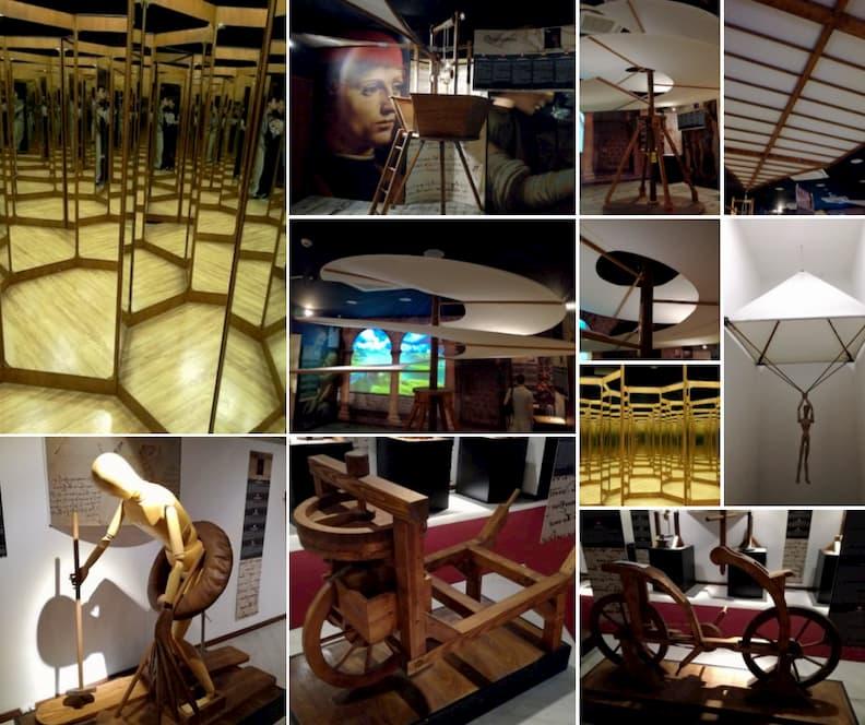 visit museo leonardo da vinci experience - things to do in rome