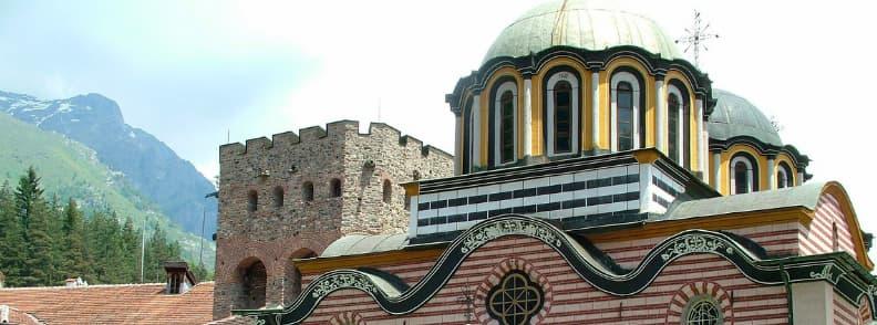 visit rila monastery