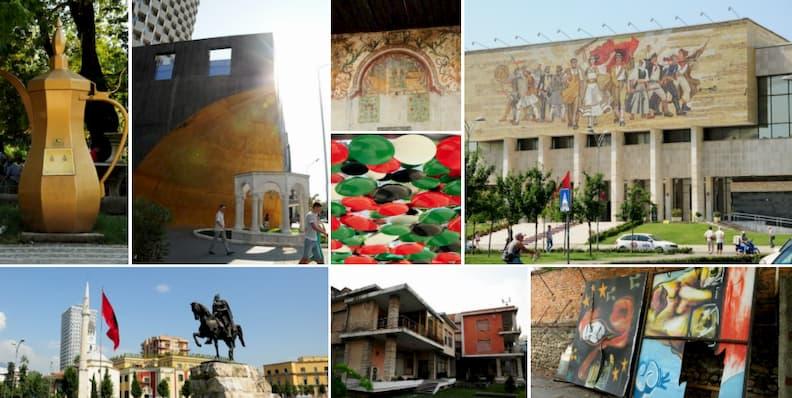 visit tirana albania