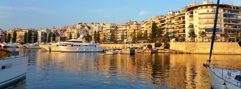 visit to piraeus
