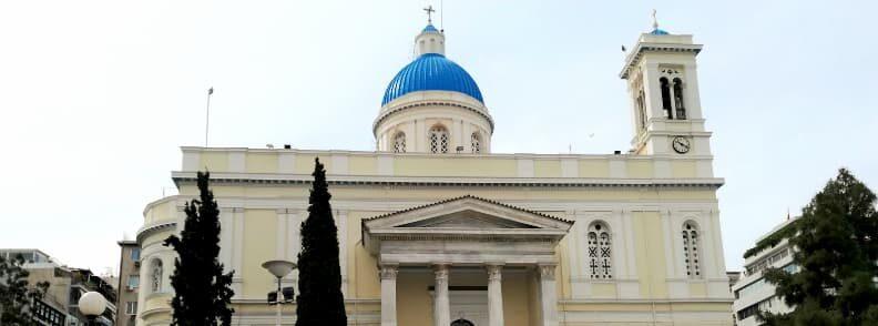 visit to piraeus church of st nicholas