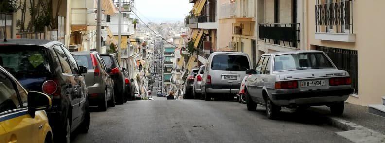 visit to piraeus hills