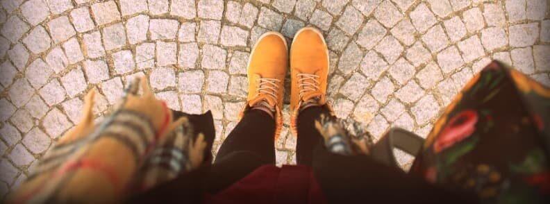yearlong trip shoes