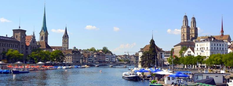 zurich travel costs switzerland