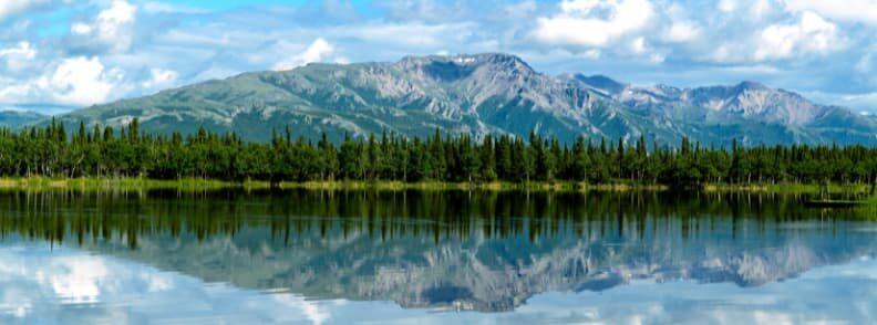 Denali Alaska best camping in the us