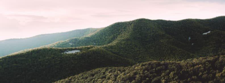 Shenandoah National Park best camping in the us