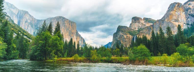 Yosemite California best camping in the us