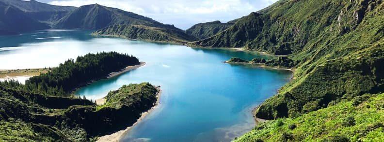 azores portugal green travel destinations
