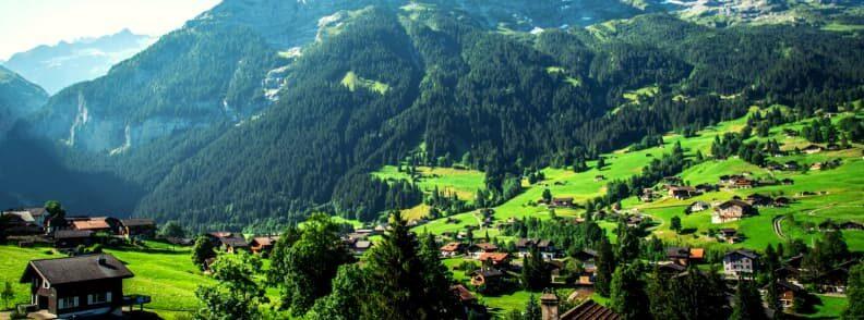 green travel destinations