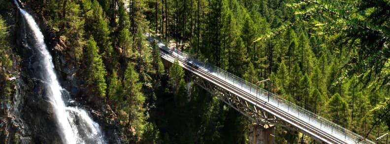 zermatt green travel destinations