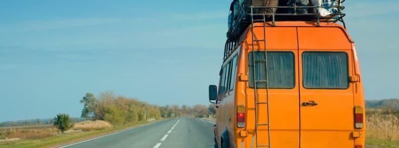 family road trip tricks