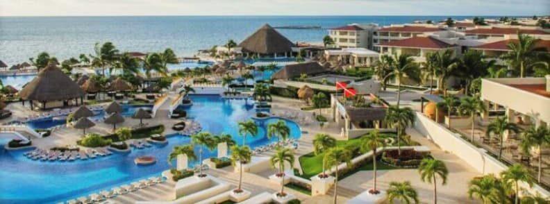 moon palace cancun resorts