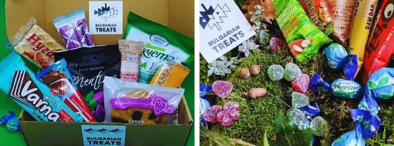 Bulgarian Treats box