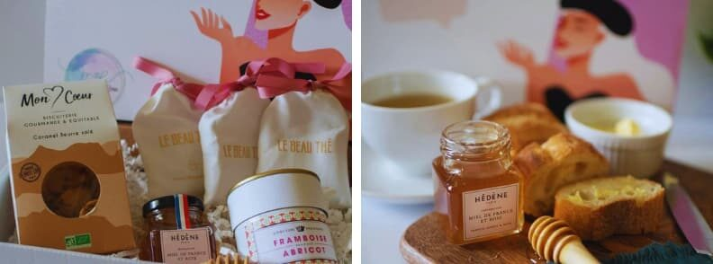 Madalyn et Rose French subscription box