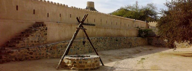 things to do in hatta fort uae