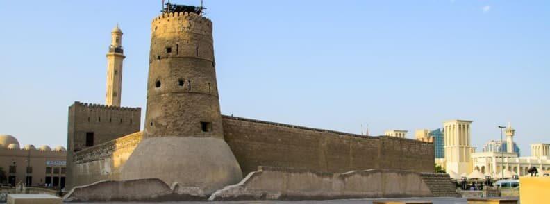 Al-Fahidi Fort Dubai City Tours
