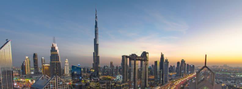 Burj Khalifa Dubai city tours