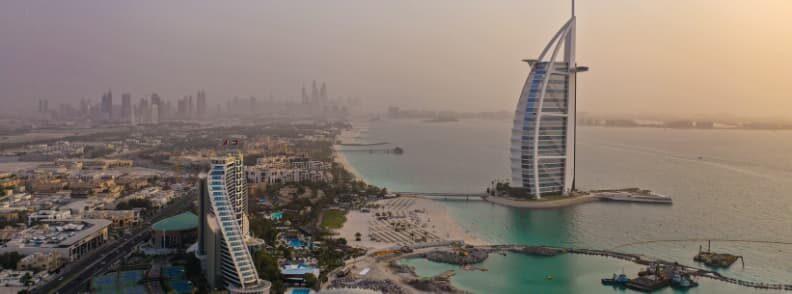Burj al-Arab dubai city tours