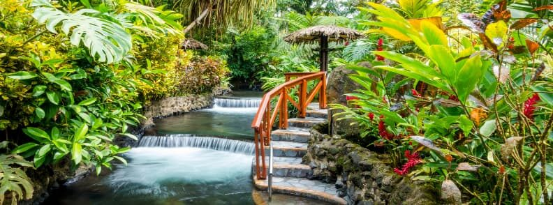 costa rica hot springs tabacon thermal resort