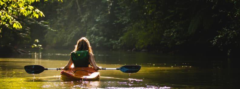 costa rica kayaking drake bay